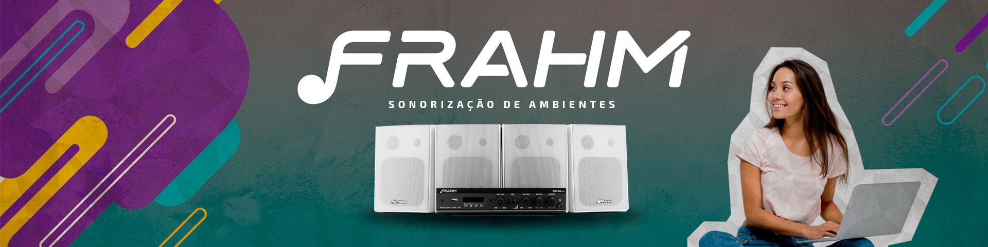 3. META - Sonorização de Ambientes Frahm
