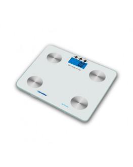 Balança para Banheiro Bio Impedância RS470 Branca Roadstar