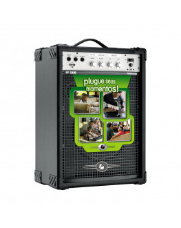 Caixa Acústica FP200 Frahm