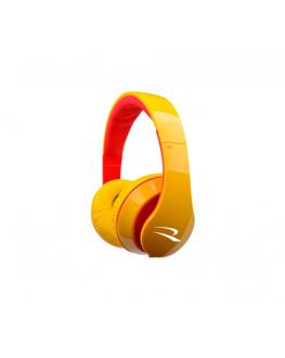 Fone de Ouvido RS310HP Amarelo / Vermelho Roadstar
