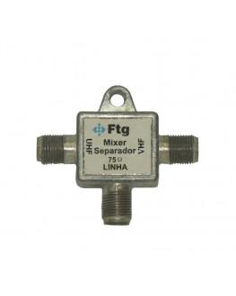 MIXER SEPARADOR 75 OHM FT-SPUV1