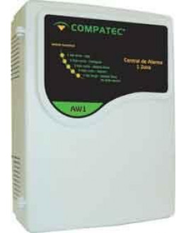 ALARME COMPATEC AP1 - 01 SETOR