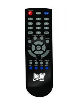 CONTROLE REMOTO BS3100/2500 BEDIN SAT