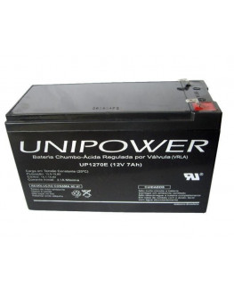 BATERIA 7AH 12V UP1270E NO BREAK