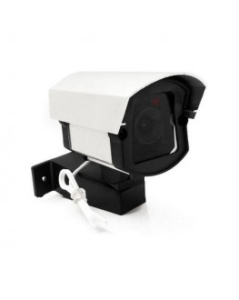 CAMERA FALSA MICRO-BABY BRANCA C/LED CONFISEG