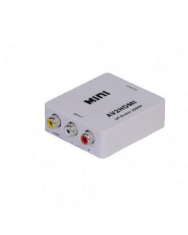 CONVERSOR RCA P/ HDMI - IEK