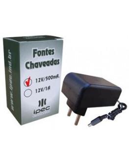 FONTE CHAVEADA IPEC 12/500MA