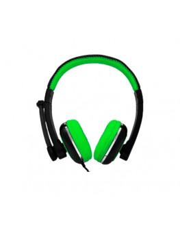 Fone de Ouvido RS280PC Preto / Verde Roadstar