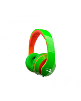 Fone de Ouvido RS310HP Verde / Laranja Roadstar