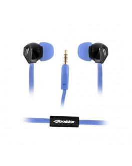 Fone de Ouvido RS101EP Azul Roadstar