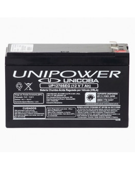 Bateria 7AH 12V UP1270SEG Unipower